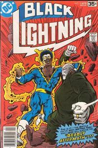 Cover Thumbnail for Black Lightning (DC, 1977 series) #8