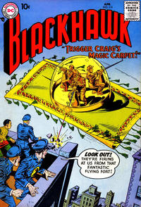 Cover Thumbnail for Blackhawk (DC, 1957 series) #111