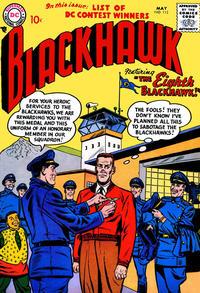 Cover Thumbnail for Blackhawk (DC, 1957 series) #112