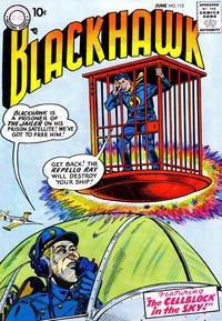 Cover Thumbnail for Blackhawk (DC, 1957 series) #113
