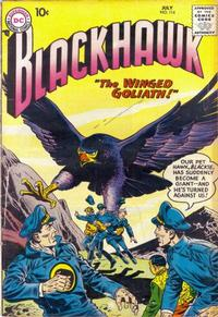Cover Thumbnail for Blackhawk (DC, 1957 series) #114