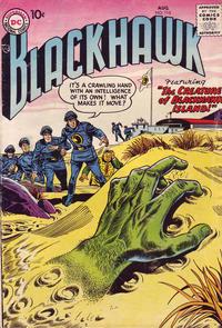Cover Thumbnail for Blackhawk (DC, 1957 series) #115