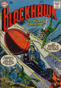 Cover Thumbnail for Blackhawk (DC, 1957 series) #116