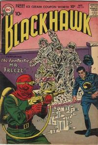 Cover Thumbnail for Blackhawk (DC, 1957 series) #117