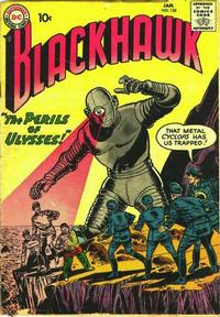 Cover Thumbnail for Blackhawk (DC, 1957 series) #120
