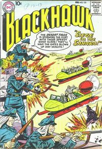 Cover Thumbnail for Blackhawk (DC, 1957 series) #121