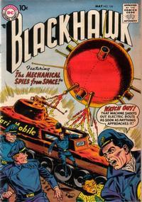 Cover Thumbnail for Blackhawk (DC, 1957 series) #124