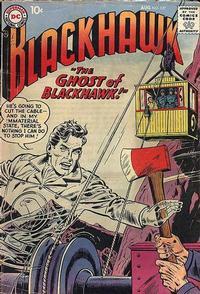 Cover Thumbnail for Blackhawk (DC, 1957 series) #127