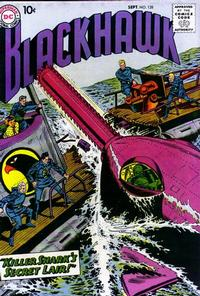 Cover Thumbnail for Blackhawk (DC, 1957 series) #128