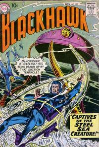 Cover Thumbnail for Blackhawk (DC, 1957 series) #130