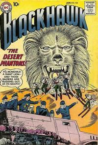 Cover Thumbnail for Blackhawk (DC, 1957 series) #132