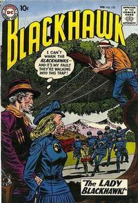 Cover Thumbnail for Blackhawk (DC, 1957 series) #133