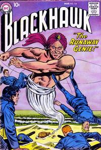 Cover Thumbnail for Blackhawk (DC, 1957 series) #134