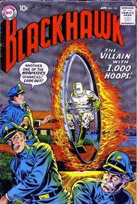 Cover Thumbnail for Blackhawk (DC, 1957 series) #135