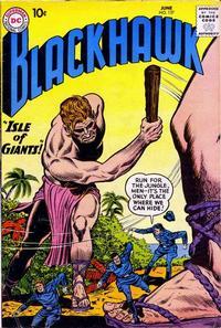 Cover Thumbnail for Blackhawk (DC, 1957 series) #137