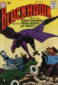 Cover Thumbnail for Blackhawk (DC, 1957 series) #142