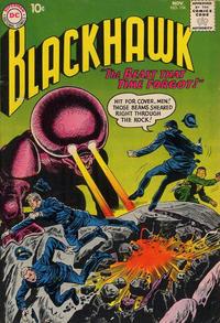 Cover Thumbnail for Blackhawk (DC, 1957 series) #154