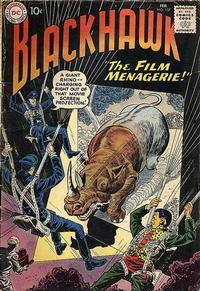Cover Thumbnail for Blackhawk (DC, 1957 series) #157