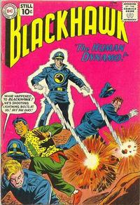 Cover Thumbnail for Blackhawk (DC, 1957 series) #161