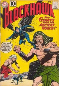 Cover Thumbnail for Blackhawk (DC, 1957 series) #163