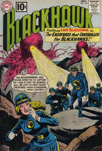 Cover Thumbnail for Blackhawk (DC, 1957 series) #166