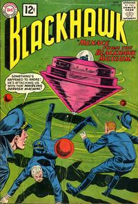Cover Thumbnail for Blackhawk (DC, 1957 series) #168