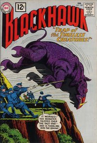 Cover Thumbnail for Blackhawk (DC, 1957 series) #169