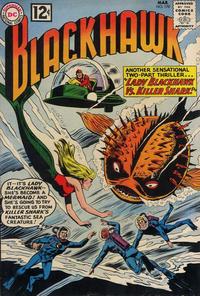 Cover Thumbnail for Blackhawk (DC, 1957 series) #170