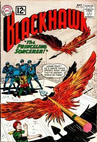 Cover Thumbnail for Blackhawk (DC, 1957 series) #172