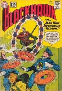 Cover Thumbnail for Blackhawk (DC, 1957 series) #174