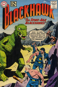 Cover Thumbnail for Blackhawk (DC, 1957 series) #176