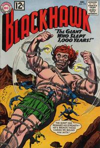 Cover Thumbnail for Blackhawk (DC, 1957 series) #179