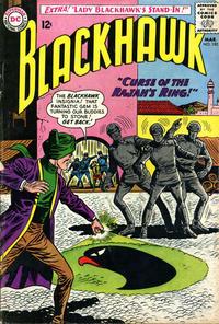 Cover Thumbnail for Blackhawk (DC, 1957 series) #182