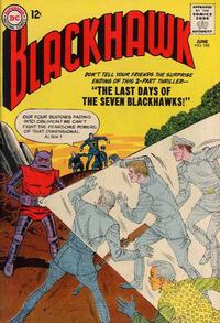 Cover Thumbnail for Blackhawk (DC, 1957 series) #185