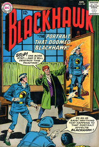 Cover Thumbnail for Blackhawk (DC, 1957 series) #187