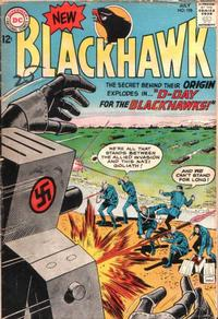 Cover Thumbnail for Blackhawk (DC, 1957 series) #198