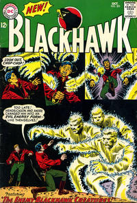 Cover Thumbnail for Blackhawk (DC, 1957 series) #201