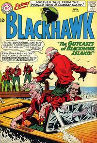 Cover Thumbnail for Blackhawk (DC, 1957 series) #202