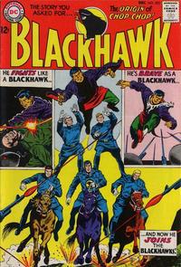 Cover Thumbnail for Blackhawk (DC, 1957 series) #203