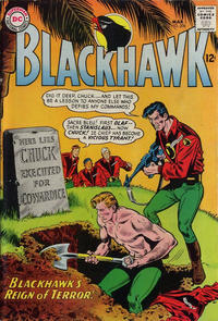 Cover Thumbnail for Blackhawk (DC, 1957 series) #206