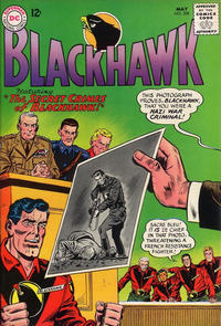 Cover Thumbnail for Blackhawk (DC, 1957 series) #208