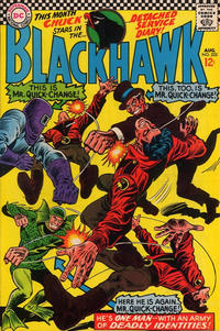 Cover Thumbnail for Blackhawk (DC, 1957 series) #223