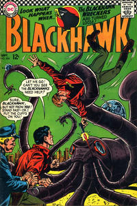 Cover Thumbnail for Blackhawk (DC, 1957 series) #224
