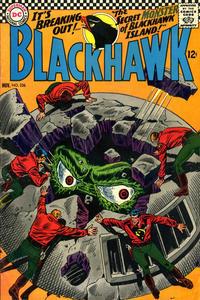 Cover Thumbnail for Blackhawk (DC, 1957 series) #226