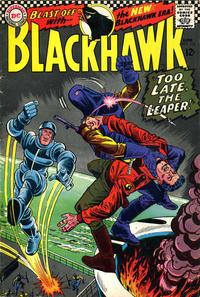 Cover Thumbnail for Blackhawk (DC, 1957 series) #233