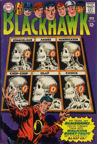Cover Thumbnail for Blackhawk (DC, 1957 series) #238