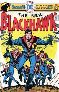 Cover Thumbnail for Blackhawk (DC, 1957 series) #244