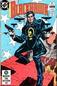 Cover Thumbnail for Blackhawk (DC, 1957 series) #257 [Direct-Sales]