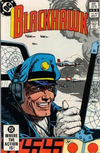 Cover Thumbnail for Blackhawk (DC, 1957 series) #260 [Direct]