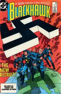 Cover Thumbnail for Blackhawk (DC, 1957 series) #266 [Direct]